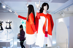 Perfume Exhibition at Tower Records Vol.2: Wardrobe of Jacket Cover for Love The World