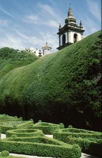 Palácio de Mateus - Vila Real {mei 2000}