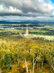 View from Mt Ainsley