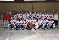 ball hockey(0.0), roller in-line hockey(0.0), ball game(0.0), stick and ball games(1.0), sports(1.0), roller hockey(1.0), team sport(1.0), ice hockey(1.0), hockey(1.0), athlete(1.0), team(1.0),