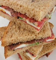 Cheap Sandwich Maker, Sandwich Roast Beef Gomashio by FotoosVanRobin