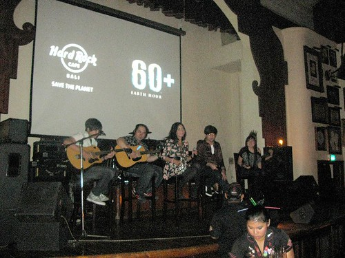 HRC BALI EARTH HOUR