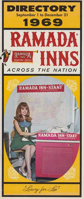 1969 Ramada Inns Directory
