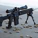 Armalite AR-10 rifle by Timo Vehviläinen