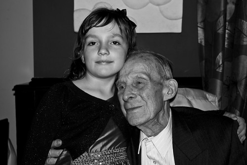 Grandfather and Great Grand Daughter