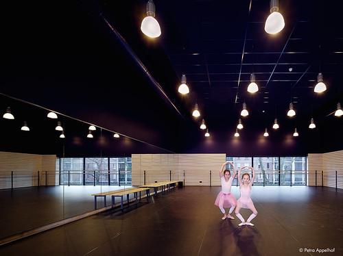 ballet class lesson plan