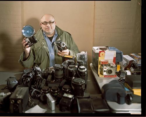 Michael Raso 8x10 Portrait