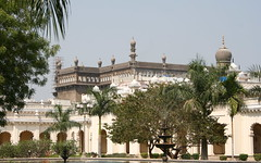 Black Taj Mahal allegedly