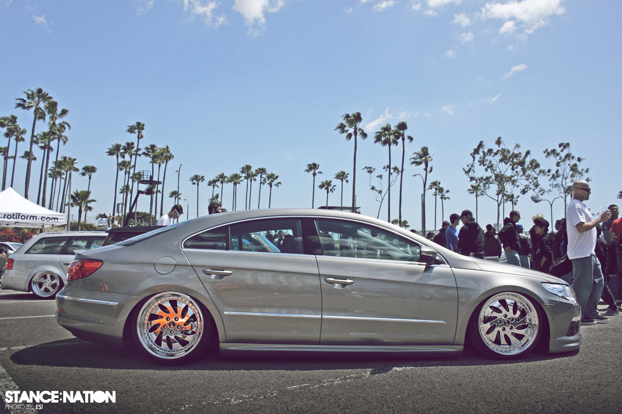 vw cc slammage stancenation form function. Black Bedroom Furniture Sets. Home Design Ideas