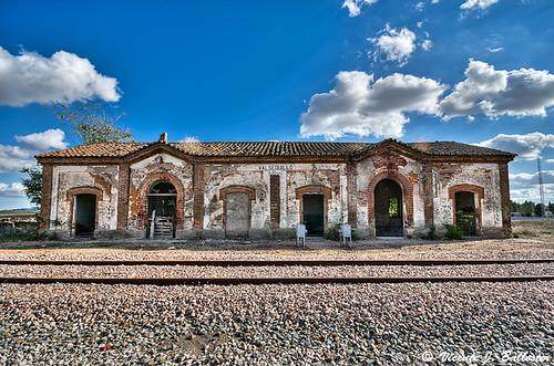 Estación de Valsequillo / Valsequillo Train Station