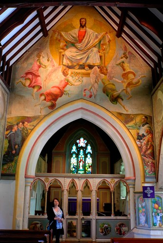 Michael Bell (actor) Wallpapers Michael and all Angels church Berwick East Sussex photo actress