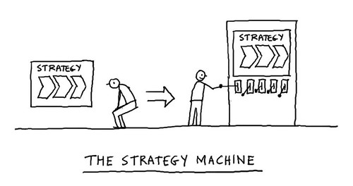 The strategy machine