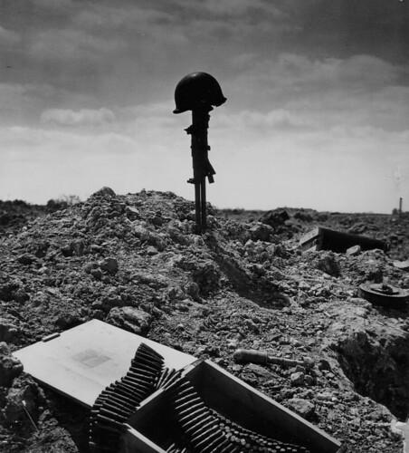 [フリー画像素材] 戦争, 戦争犠牲者, 兵士, 第二次世界大戦, ノルマンディー上陸作戦, 墓地 ID:201211120000