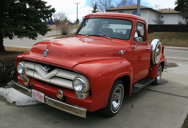 1955 Ford F150 pickup - p1725 | Flickr - Photo Sharing!
