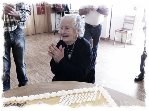 Alegria aos 82 anos