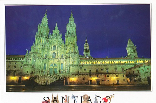 Santiago de Compostela (Old Town)