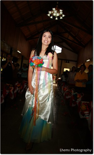 wedding cute smile warp pinay filipina maidofhonor pictorial lhems