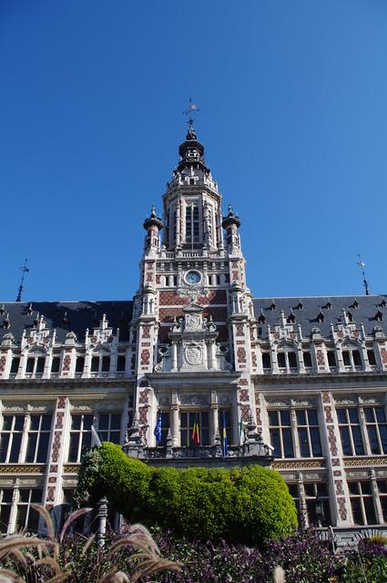 maison communale de schaerbeek gemeentehuis van