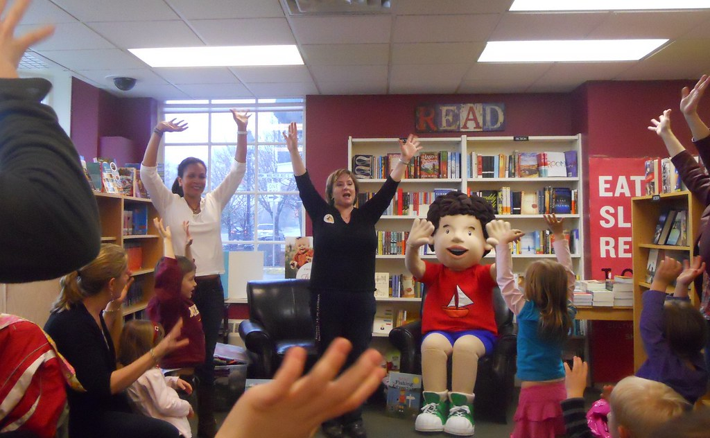 Minnesota Authors Encouraging Kids To Get Active At The Bo