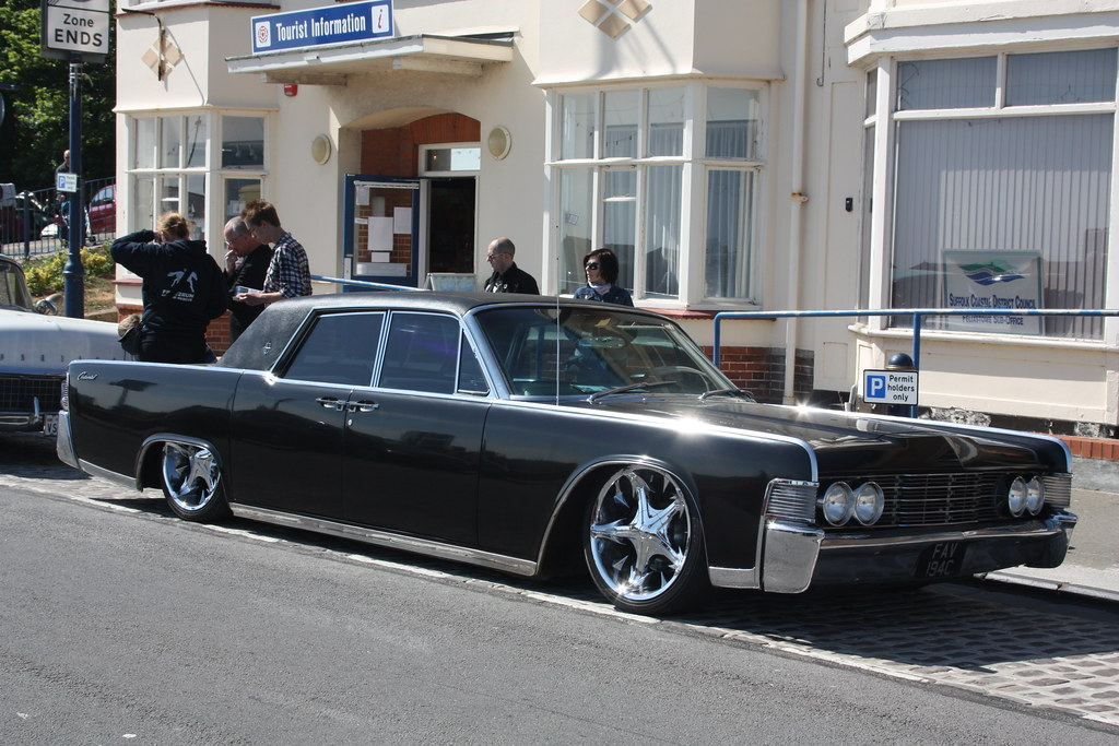 lincoln continental coupe on air retro rides. Black Bedroom Furniture Sets. Home Design Ideas