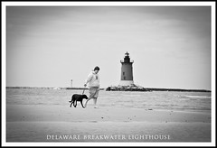 Delaware Breakwater Lighthouse