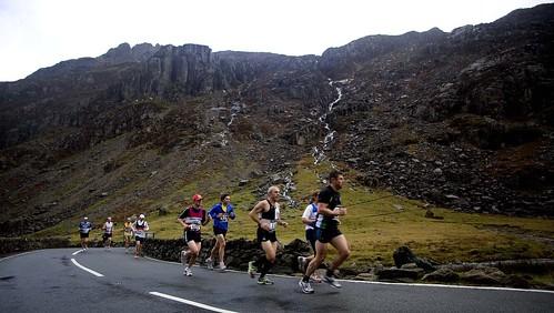 Snowdonia Marathon 2010