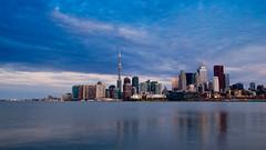 Toronto Skyline, Toronto, Ontario, Canada.