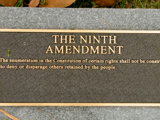 The Ninth Amendment | Flickr - Photo Sharing!