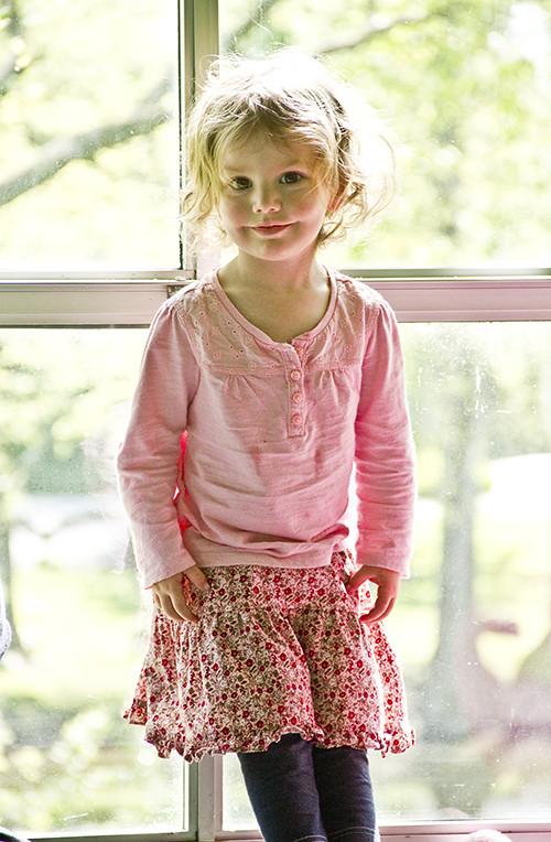 Violets New Skirt 1