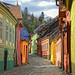 Street of Sighisoara