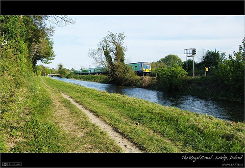 Commuting along the Royal Canal