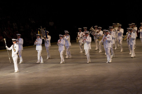 The Band of the Royal Swedish Navy