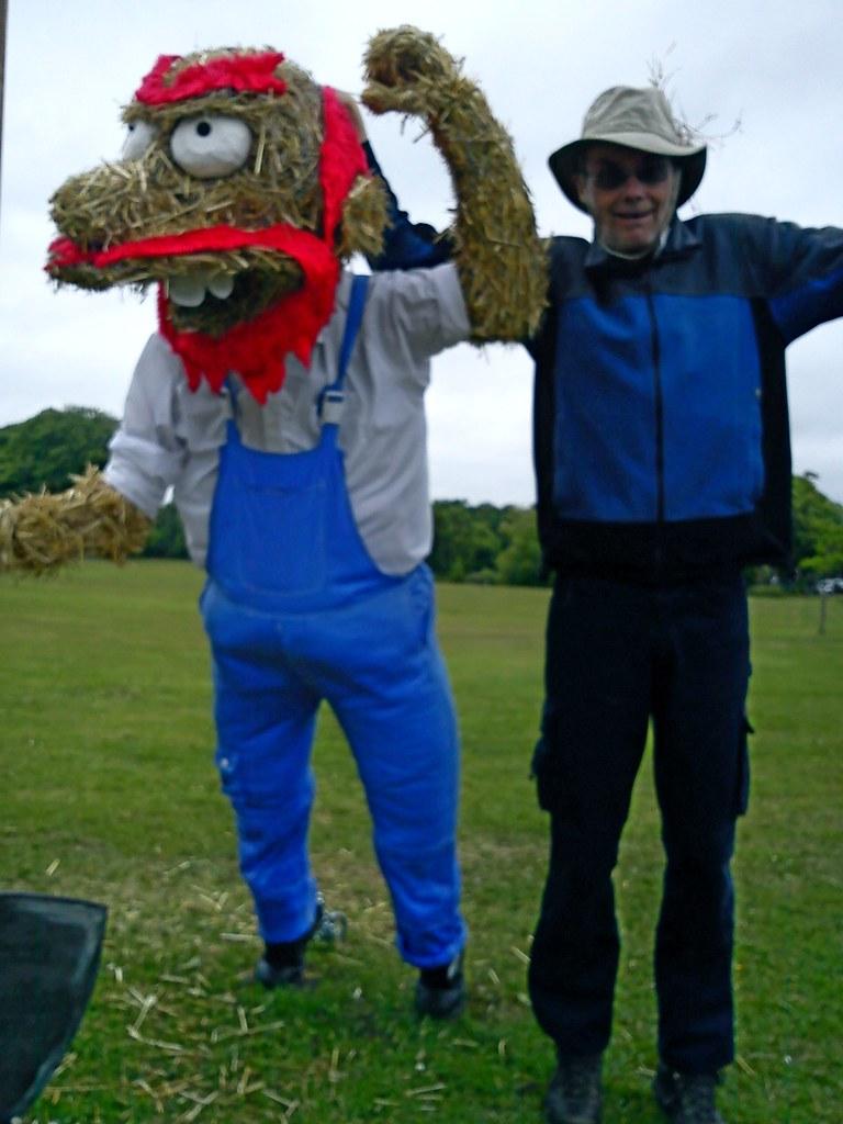 DSC00006 Scarecrow Festival, Pirbright