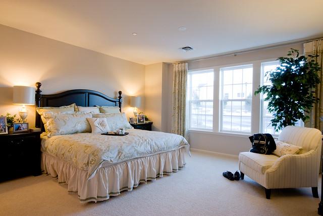 Model Home Master Bedroom Alternative View Flickr