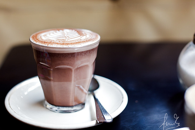 Mecca Espresso Hot Chocolate