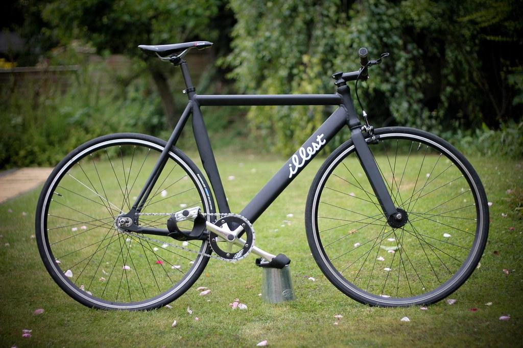 illest Visp Track Bike