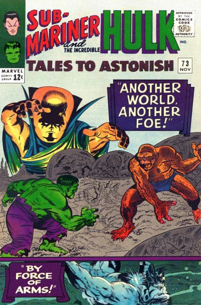 Tales to Astonish 073