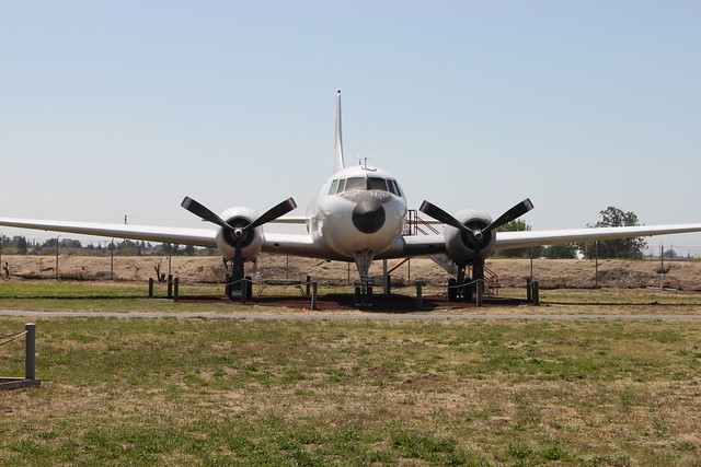 Front: Convair HC-131A Samaritan