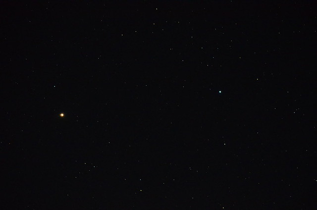 Mars and Spica 7 4 14