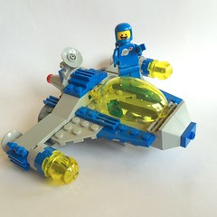 Benny's Mini-SPACESHIP