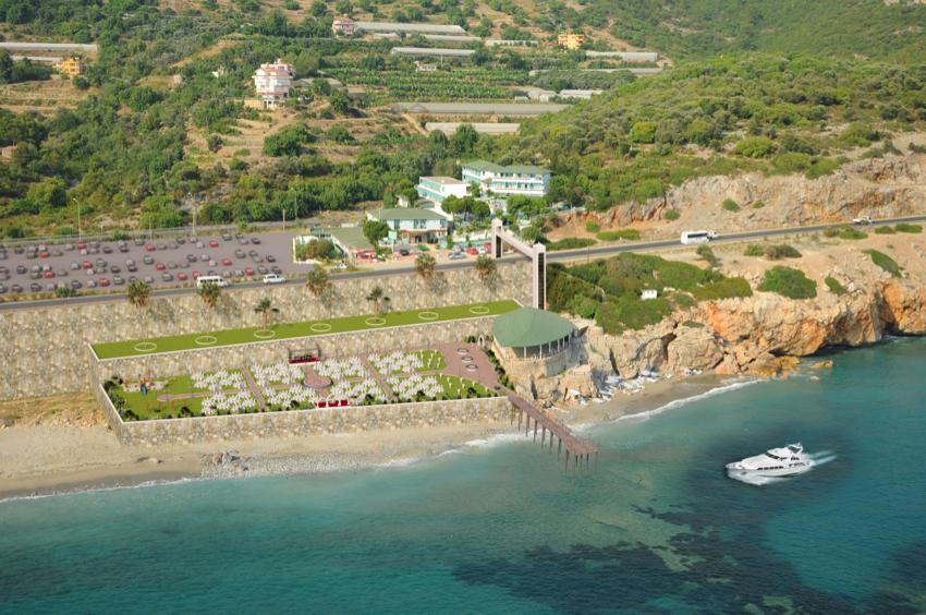 Alanya kır düğünlerinin yeni adresi Sea Star Hotel