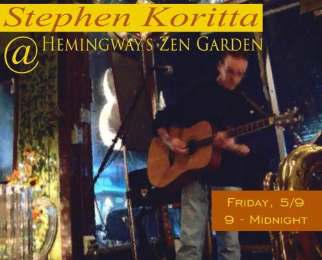 Stephen Koritta 5-9-14