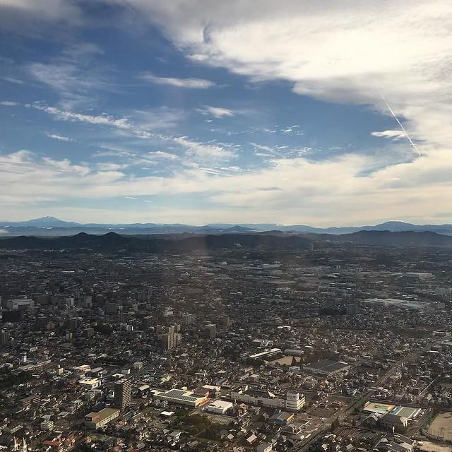Photo:久しぶりに見る青空… 御嶽、恵那山もくっきりと… By lefty1007