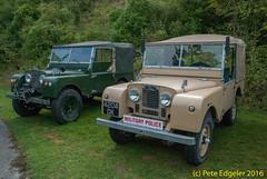 "FAP48, 4204DK 1953 Land Rover 80"" Tilt"