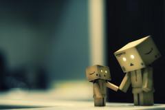 Danbo #2: I love you, Love you too.