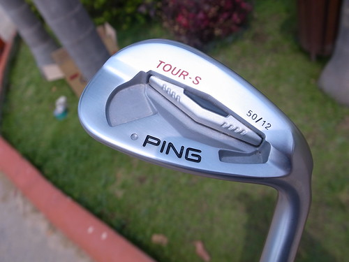 PING Tour-S Wedge Silver Chrome