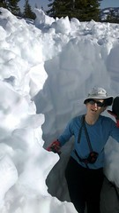 winter, snow, mountaineering, ice,