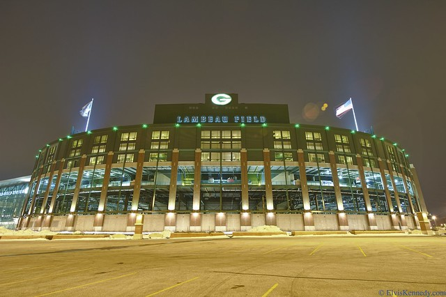 Lambeau Field In Hdr Flickr Photo Sharing