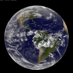 Full Disk Image of Earth