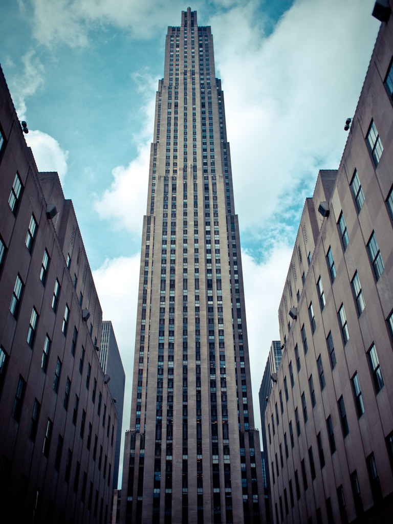Hotels Close To Rockefeller Plaza